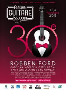 Salon de la Lutherie - Festival de Guitare d'Issoudun 2018