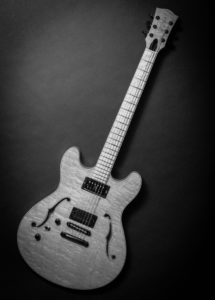Guitare Enoc Électrique Hollowbody type 335