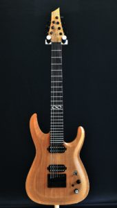 Guitare électrique 7 cordes